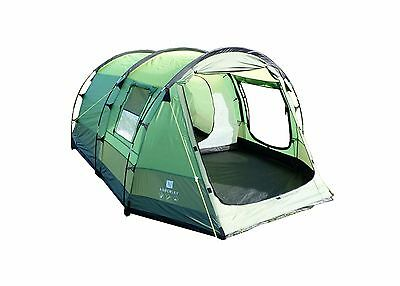 2 Berth Festival Tent Two Person Weekend Camping Tent - OLPRO Abberley (Green)
