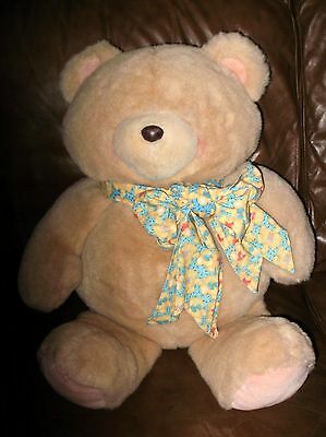 Bargain For It's Size - Huge Forever Friends Teddy Bear - Andrew Brownsword