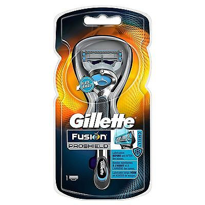 Gillette Fusion PROSHIELD Razor Chill Flexball Men's