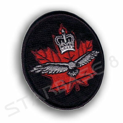 Royal Canadian Airforce - Stargate Aufnäher / Patch