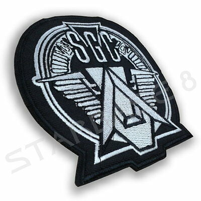 Stargate Command Uniform Aufnäher / Patch Sg-1 - Atlantis - Universe