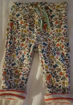 Baby Boden reversable girls trousers