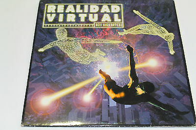Disco Realidad Virtual, 2 X Lp Vinyl 12""
