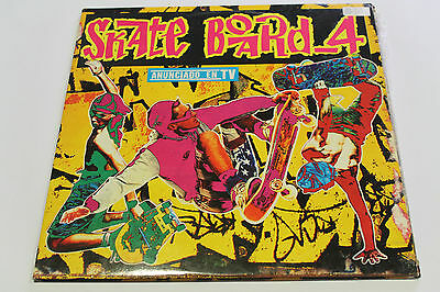 "Disco Skate Board 4, 2 X Lp Vinyl 12"" Dance Techno"