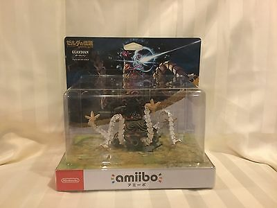 Guardian Amiibo Breath Of The Wild Nintendo Brand New In Box BOTW