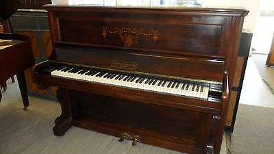 John Broadwood and Sons Upright Piano