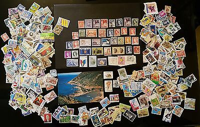 AUSTRALIA Mixed Unchecked Used Stamps (NoL317)
