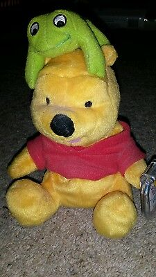 Winnie the pooh Beanie New With Tags