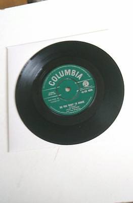"Cliff Richard "" Do You Want To Dance "" 7"" Single 1962  45-Db 4828"