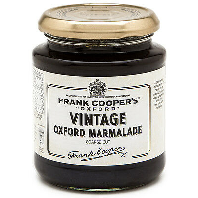 NEW Frank Coopers Vintage Oxford Marmalade 454g