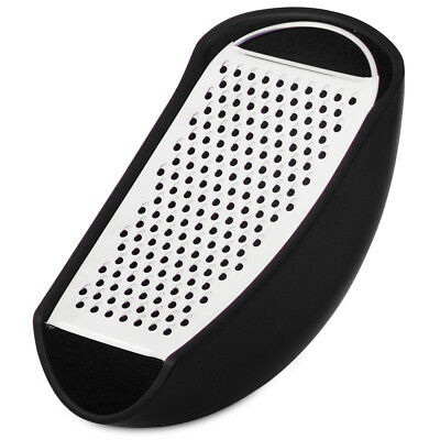 NEW Alessi Parmenide Black Cheese Grater