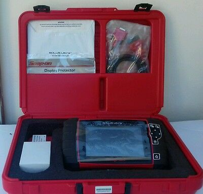 Snap-on Solus Ultra Diagnostic Scanner S/W Ver: 15.2 (unactivated)