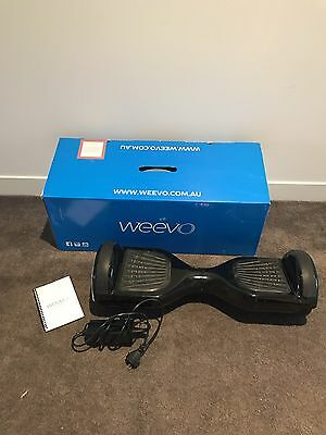 Weevo Segway In Very Good Condition With Charger And Box, Bought For $800