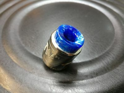 Twisted Messes 24 RDA Acrylic Drip tip by Custom Vape Parts