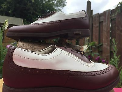 Ladies Footjoy Golf Shoes Size 6.5 Used GOOD CONDITION