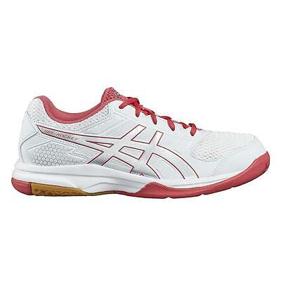 Asics Womens Gel-Rocket 8 Indoor Court Shoes Squash Badminton Volleyball Trainer