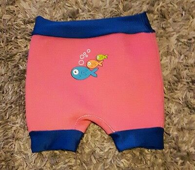 swim nappy shorts for baby girl