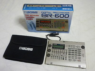 BOSS BR-600 Digital 8tr Recorder Portable Studio +1GB CARD   w/ Box