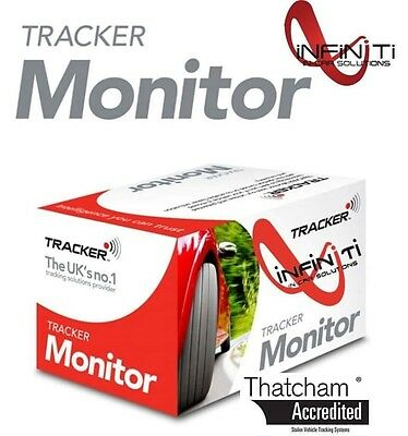 TRACKER MONITOR - Stolen Vehicle / Car Tracking System - NATIONWIDE INSTALLATION