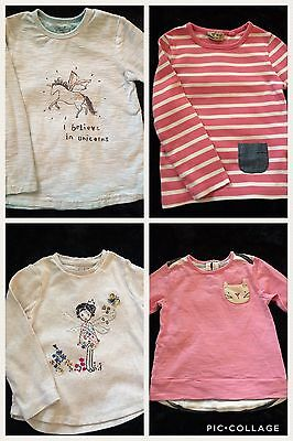 Baby Girl's Next Long Sleeve Top Bundle 18-24/1.5-2