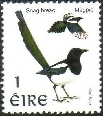 Ireland 1997 SG1031 1p Black-billed Magpies MNG