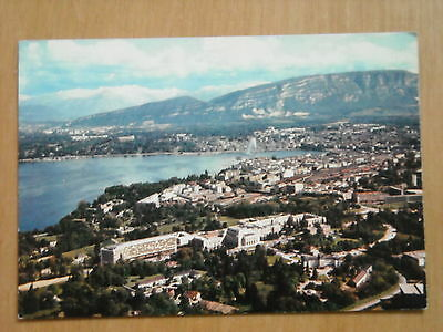 Old Postcard Of Geneve (Geneva)