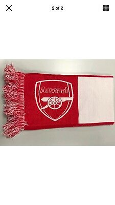 Fa Cup Final Arsenal Scarf