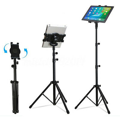 Foldable Music Tablet Tripod Stand Holder Mount Bracket For iPad 2 3 4 5 Air 2