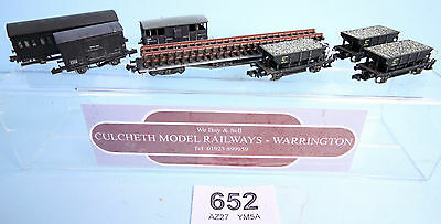 Graham Farish / Dapol 'n' Gauge Engineering Train Set #652W