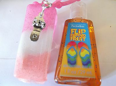 Bath & Body Works pocketbac Flip Flopped Fruit/ holder Sale & save on postage
