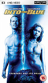 Into The Blue [UMD Mini for PSP] DVD