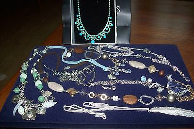 MIXED LOT OF COSTUME JEWELLERY,One piece of PILGRIM DANISH DESIGN