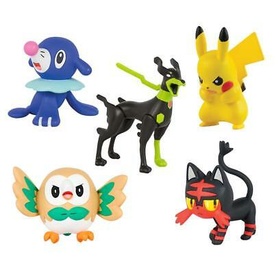 Pokemon Figur Pokemonfigur Bauz VS Flamiau 10% Zygarde Robball VS Pikachu