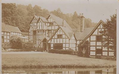 Wythall, Country House, Walford, Herefordshire. Rp, C1925.
