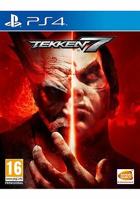 Tekken 7 PS4 Game New & Sealed Aussie Seller A++++