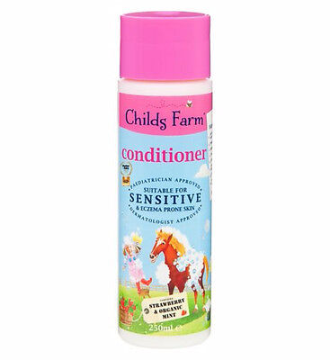 Childs Farm Conditioner for Unruly Hair 250ml