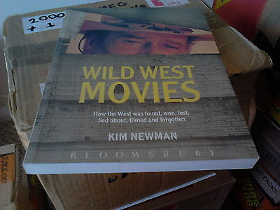 Wild West Movies By Kim Newman