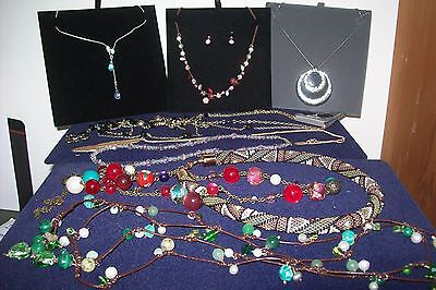 Mixed job lot costume jewellery some unworn