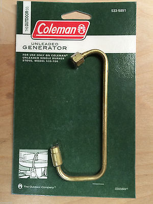 Coleman Sportster 533 Stove Dual Fuel Generator Spare Part Bring It Back To New