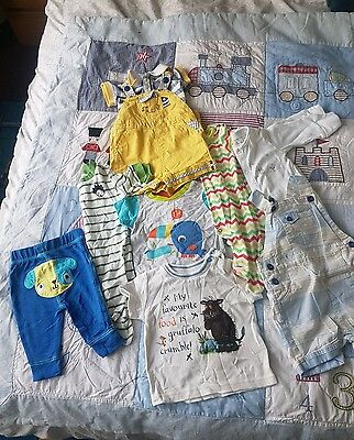 Baby boy bundle 0-3 months