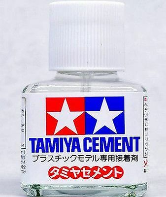 TAMIYA 87003 Cement Glue 40ml for PLASTIC MODEL from Japan