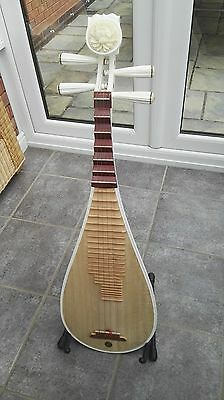 Pipa - Chinese Lute Guitar Musical Instrument
