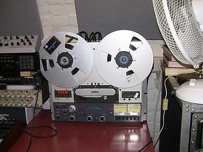 Revox PR99 MkIII High Speed 1/2 Track + DBX 150 noise reduction system