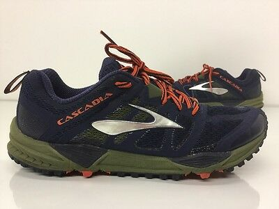 Brooks Cascadia  Men's Trail Running Shoes Size US 8.5