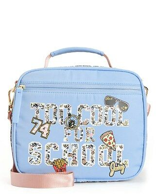 Juicy Couture Too Cool For School Lunchbox
