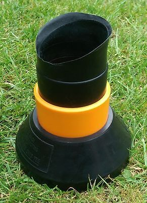 New & Authentic Kernow Telescopic Pro Rugby Kicking Tee Asst Colours Made in UK