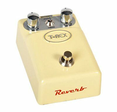 T-Rex Tone Bug Reverb Electric Guitar Effects Pedal