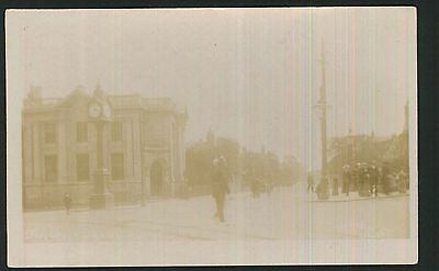 Postcard - Five Ways, Edgbaston, Birmingham - Real Photo c1910