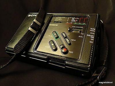 Sony Walkman Professional recorder WM-D3 dd, restored 100% , very nice condition