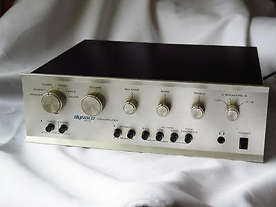 Dynaco PAT 5 preamplifier, all original, very rare, Works , tested
